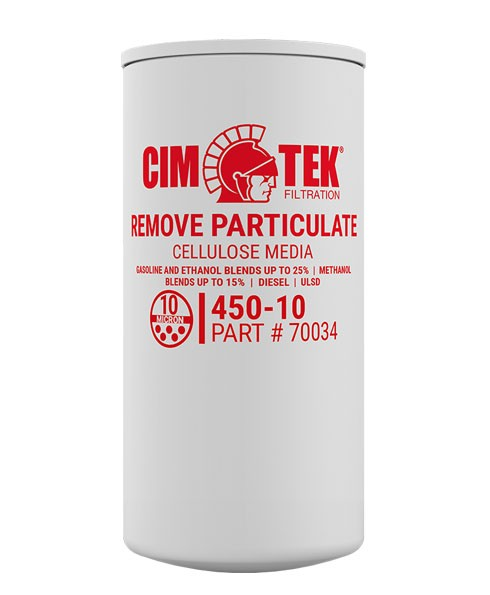 Cim-Tek 70034 450-10 10 Micron Fuel Dispenser Filter