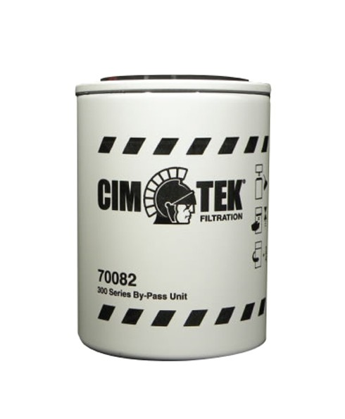 Cim-Tek 70082 300-Empty Particulate Fuel Filter