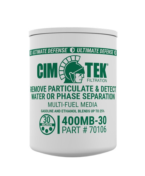 Cim-Tek 70106 400MB-30 30 Micron Fuel Dispenser Filter