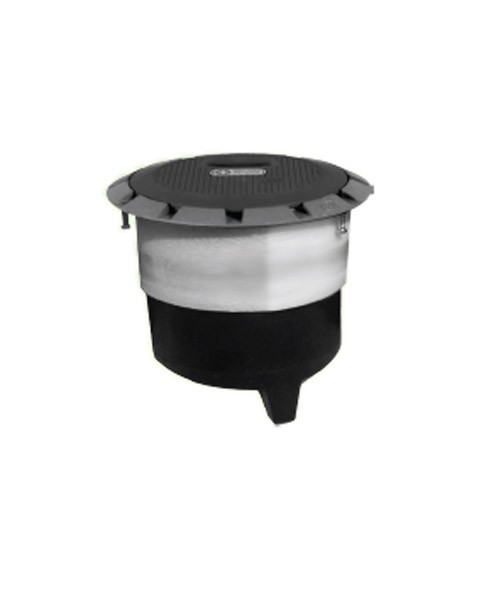Franklin Fueling 70240402CI-GKT Retrofit Grade Level Spill Container w/ Cast Iron Cover w/ Gasket