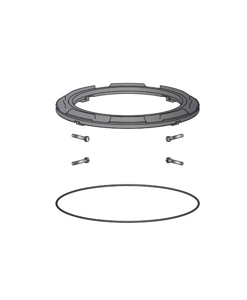 Franklin Fueling 70553001 Plow Ring Assembly
