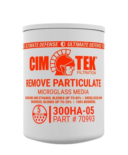 Cim-Tek 70993 300BHA-05 5 Micron Bio-Tek High Alcohol Particulate Filter