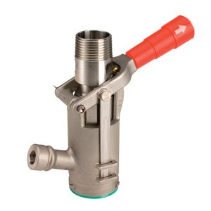 Micro Matic 744-026 RSV (Reusable Stainless Valve) DEF Fill Coupler