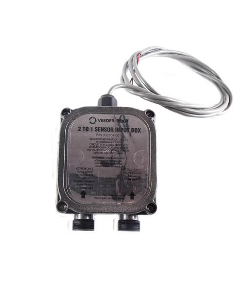 Veeder-Root 857390-102 2 to 1 Sensor Input Box