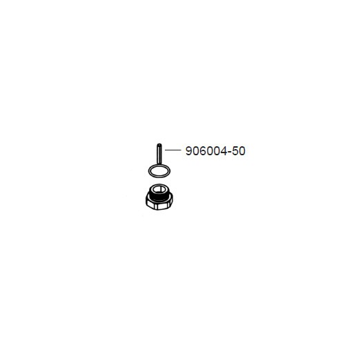 GPI 906004-50 Heavy Duty Spring Pin for M-3025 & M-3425 Pump