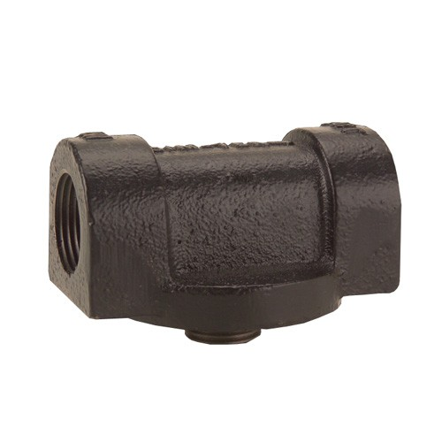 "GPI 906004-88 1"" NPT Cast Iron Adapter for Filter (18 GPM)"