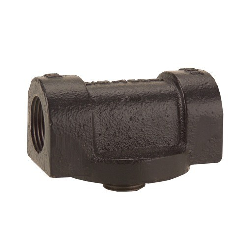 "GPI 906006-52 3/4"" NPT Cast Iron Filter Adapter (18 GPM)"