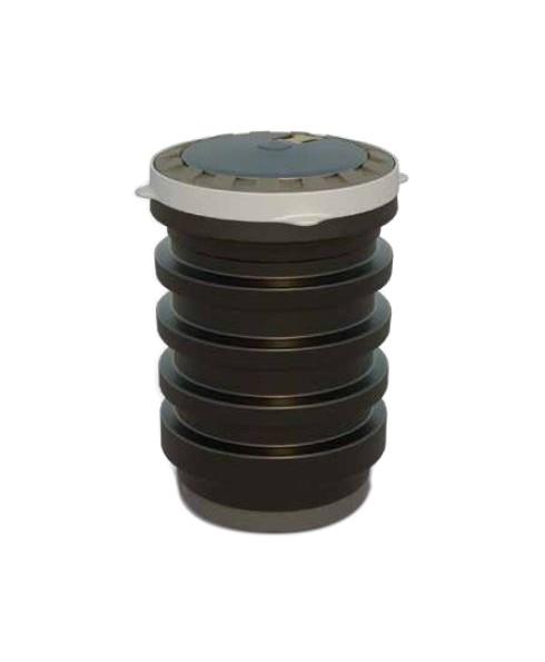 OPW 1C-3142P-MA EDGE™ 5Gal. Double-Wall Spill Container w/ Drain Plug & TLS450/E85 Sensor