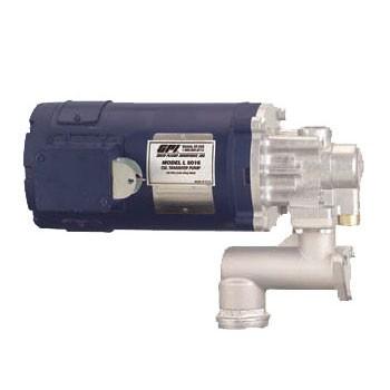 GPI L5016 12 Volt Aluminum Housing Oil Transfer Pump (16 QPM)