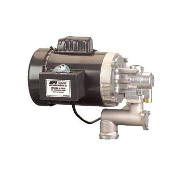 GPI L5132 115 Volt Aluminum Housing Oil Transfer Pump (32 QPM)