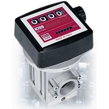 Piusi F00540050 K700M Diesel Flow Meter w/Oval Gears