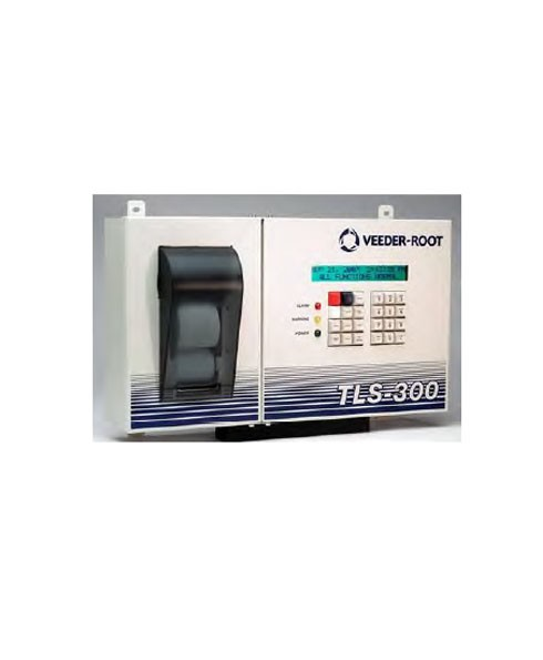 Veeder-Root 848590-411 TLS-300i 4-Tank Configurable Console w/o Integral Printer