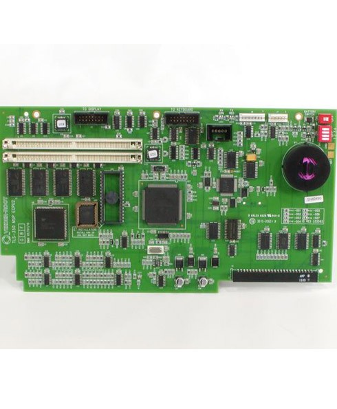 Veeder-Root 333593-001 TLS-350 Series ECPU2 Board