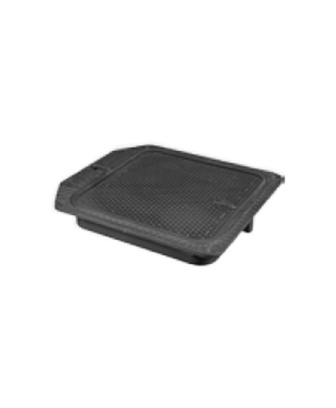 Franklin Fueling PC76-D400 Square Flush Mount Power Lift Cast Iron Cover