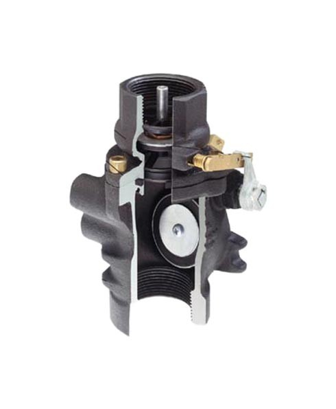 OPW 10SBHMP-5830 1 1/2'' Male Threaded Top Connection Valve