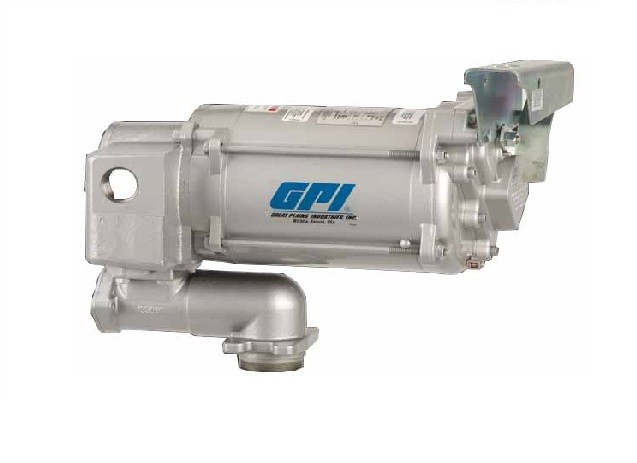 GPI M-3130-RDP 115230V Remote Dispenser Fuel Transfer Pump (30 GPM)