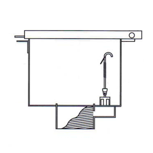 Fairfield Industries - Wall Mount Bracket for AGSC-7 Spill Container