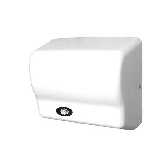GX-M American Dryer Steel White Epoxy Automatic Hand Dryer