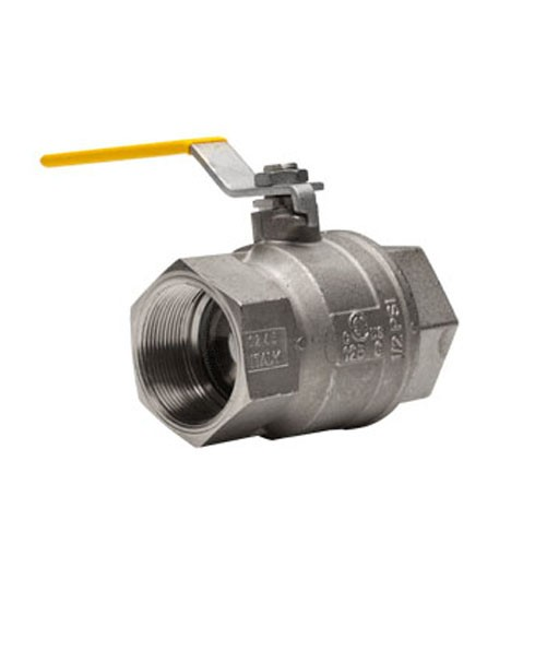 "Franlin Fueling BV100FPSS 1"" Full Port Stainless Steel Ball Valve"