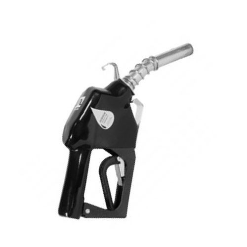 "Fill-Rite BDH0708 1"" Auto Bio-Diesel Nozzle with Hook"
