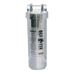Cim-Tek 41070 DEF Stainless Steel Filter Housing
