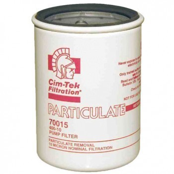 Cim-Tek 400MG-10 10 Micron Gasoline Spin-On Filter