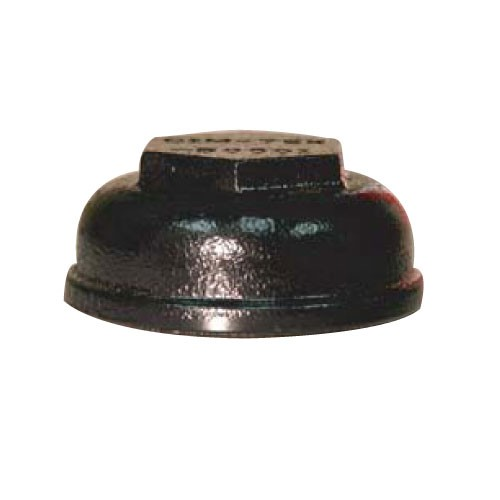 Cim-Tek 50001 Cast Iron Adaptor Cap
