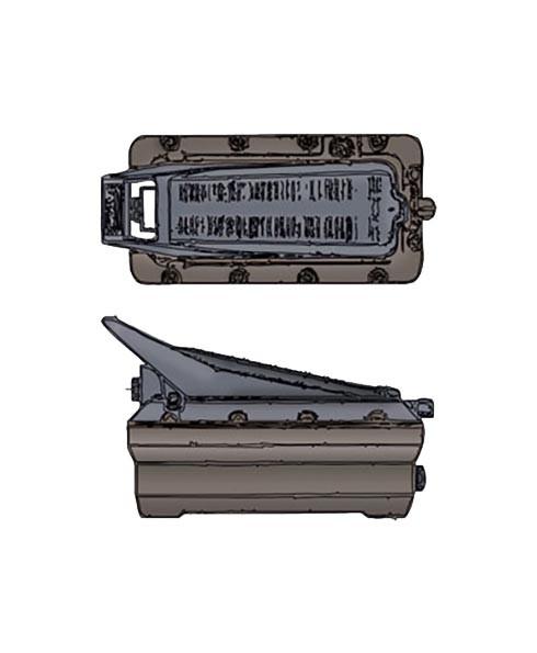 OPW CMP-200 Pneumatic Coupling Machine