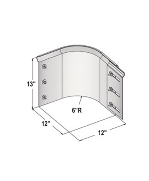 OPW 6013P-R6C Corner Section