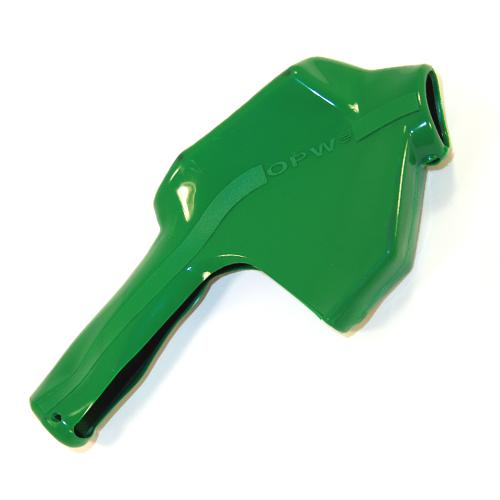 OPW E00325M Green NEWGARD™ 1 Piece 7HB® Nozzle Hand Insulator