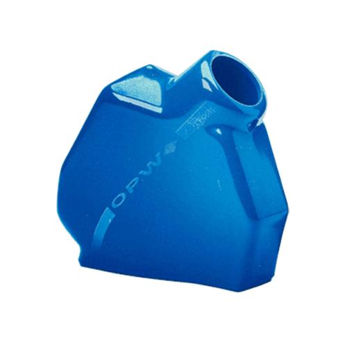 OPW D01790M Blue NEWGARD™ 2-Piece 11B® / 21Ge™ Nozzle Hand Insulator