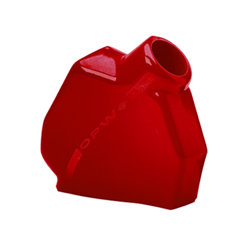 OPW D01789M Red NEWGARD™ 2-Piece 11B® / 21Ge™ Nozzle Hand Insulator