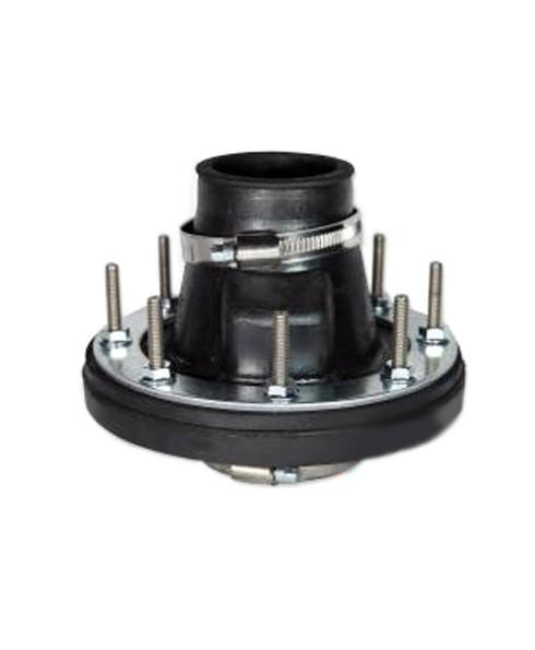 OPW DEB-4015A 4'' - 1.5'' Double Flexible Entry Boot