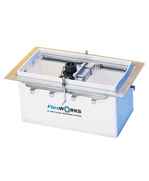 OPW DP-1630 FlexWorks™ Polyethylene Dispenser Pan