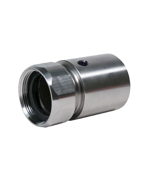 OPW DPC-2150A 1 1/2'' Double-Wall Swivel Pipe Coupling w/ Flat Gasket