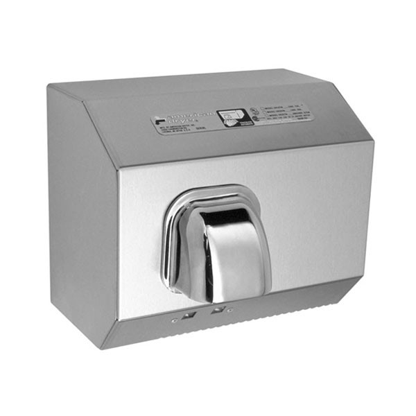 DR-TNSS American Dryer Stainless Steel Automatic Hand Dryer