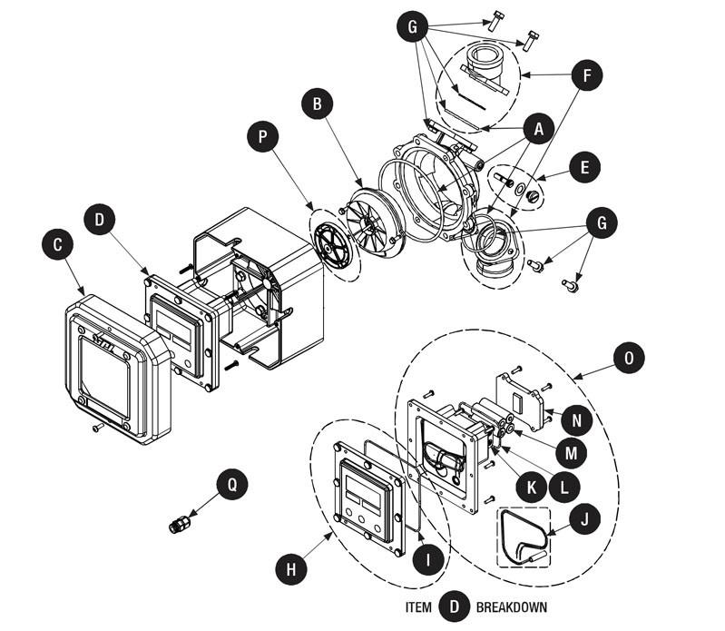 GPI 126530-25 Drive Key Signal Generator Kit