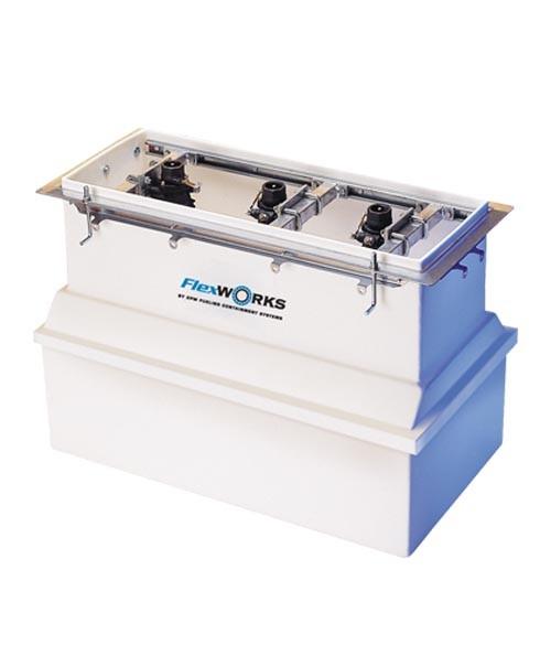 OPW DS-1123B One-Piece Polyethylene Dispenser Sump