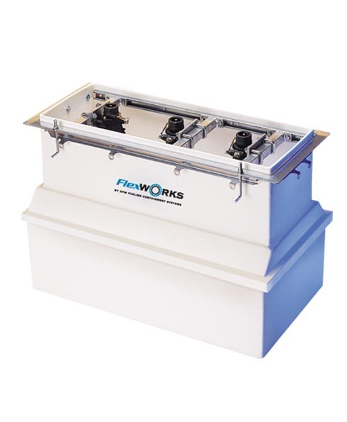 OPW DS-1630B One-Piece Polyethylene Dispenser Sump