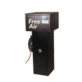 Duro Reels 95-A Pedestal Mounted Air Self Service