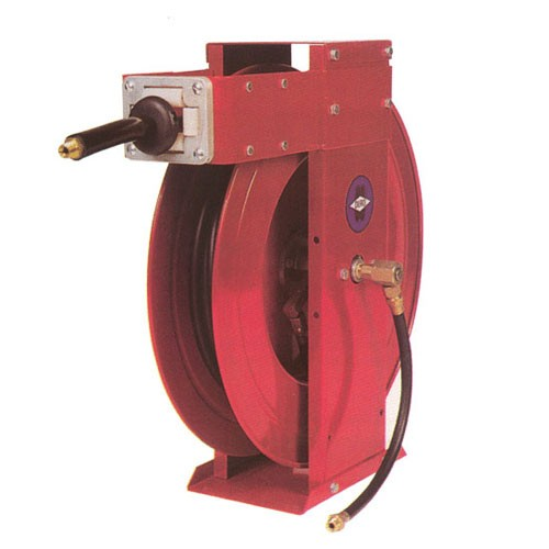 "Duro Reels 2118 - 3/4"" X 25' Heavy Duty Fuel Hose Reel"