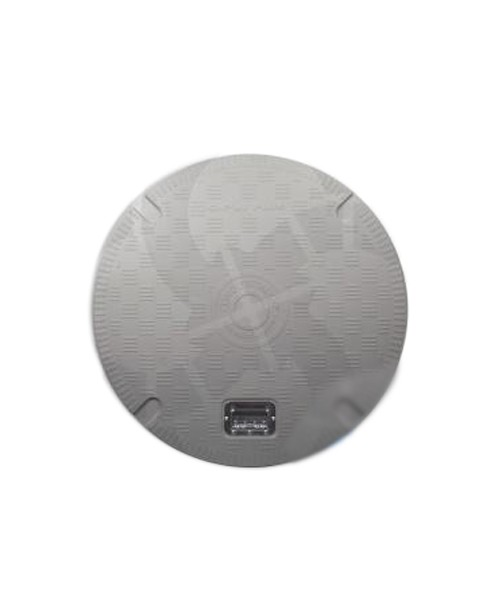 "OPW E00620 39 1/2"" Plain Cover w/ Key-Lift Provision"