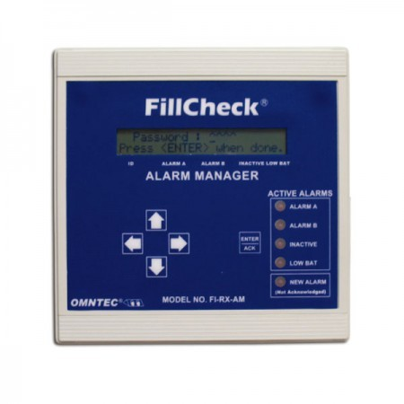 Omntec FI-RX-AM FillCheck Alarm Manager