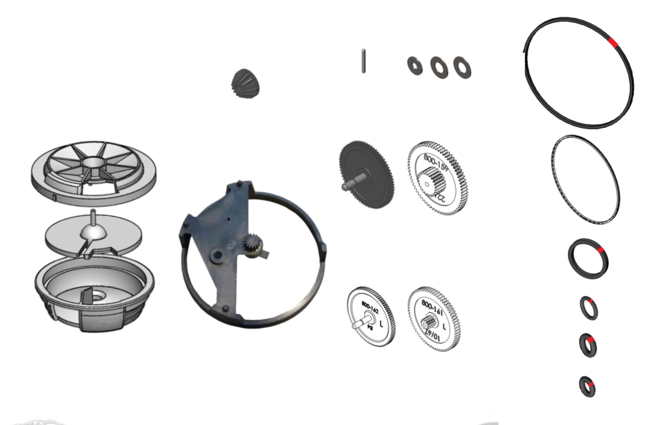 Fill-Rite 800KT Rebuild Kit