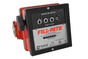 """Fill-Rite 901CL1.5 - 1.5"""" Mech Flow Meter (23-151 LPM)"""