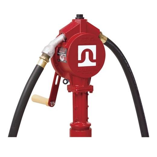 Fill-Rite FR112 Heavy Duty Rotary Hand Pump (10 Gal)
