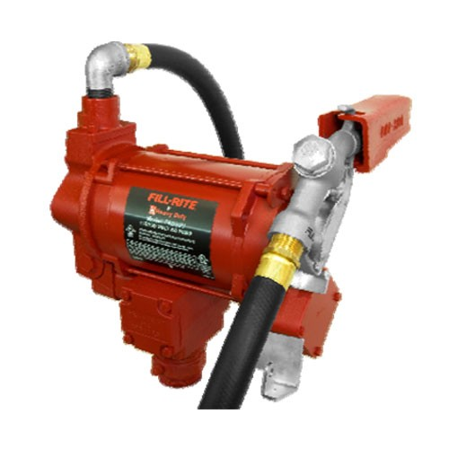 Fill-Rite FR300VN 115V High Flow AC Pump (Pump Only) (20 GPM)