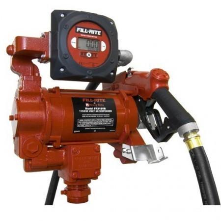 Fill-Rite FR319VB Hi-Flow AC Pump w/Meter 115V (33 GPM)