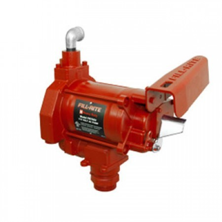 "Fill-Rite FR710VN 115 V AC Pump (Pump Only) 1"" Outlet for Higher Flow Rate (23 GPM)"