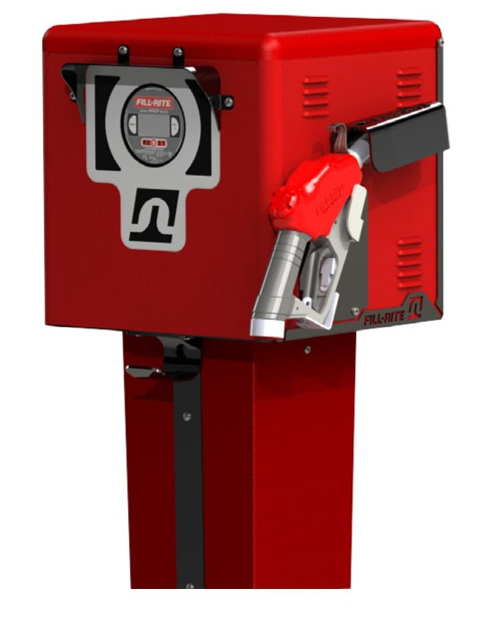 FILL-RITE FR902DP 900DP Cabinet Pump